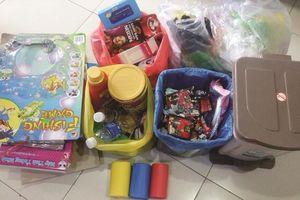 Bắc Ninh: Phân loại, xử lý rác thải hữu cơ tại hộ gia đình