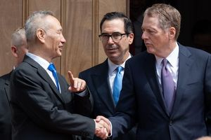 Các quan chức Hoa Kỳ - Trung Quốc nối lại đàm phán thương mại