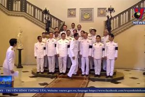 Thái Lan chấm dứt sự cầm quyền của quân đội