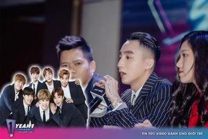Sơn Tùng M-TP: 'Tôi nhìn BTS thấy rất tự hào thay cho người Hàn và tôi muốn được như họ'