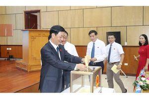 TP Cẩm Phả - Quảng Ninh: Bầu bổ sung chức danh Chủ tịch HĐND và Chủ tịch UBND