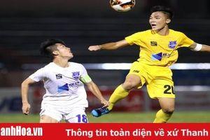 U17 Thanh Hóa vs U17 HAGL: 2-0