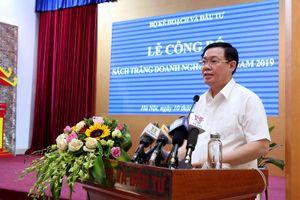 Lần đầu tiên công bố Sách trắng doanh nghiệp Việt Nam 2019