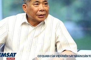 VKSND thành phố Hà Nội phê chuẩn khởi tố bị can Lê Thanh Thản