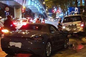 Nghi vấn người nhà chủ xe gây tai nạn dọa đánh, bẻ thẻ nhớ máy ảnh phóng viên