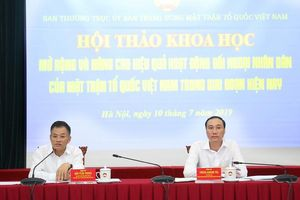 Đề xuất 7 giải pháp nâng cao hiệu quả hoạt động đối ngoại nhân dân