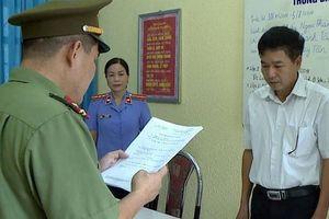 Gian lận điểm thi ở Sơn La: Truy tố 8 bị can