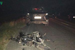 Nguyên nhân ban đầu vụ tài xế xe 7 chỗ tông chết 3 cháu nhỏ ở Hà Tĩnh