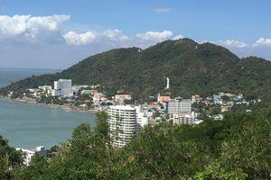 Thành phố Vũng Tàu điều chỉnh quy hoạch đô thị