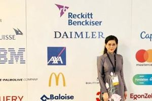 CEO Lê Hồng Thủy Tiên: IPPG sẽ kinh doanh thương mại điện tử chuyên về hàng xa xỉ