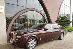 Rolls-Royce Phantom Mặt trời phương Đông 43 tỷ đồng của 'Đại gia điếu cày' Lê Thanh Thản