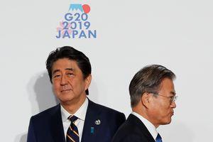 Nhật Bản - Hàn Quốc bất ngờ leo thang căng thẳng thương mại