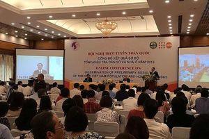 Việt Nam đang có hơn 96 triệu dân, xếp thứ 15 thế giới