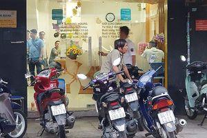 Bắt nghi phạm cướp ngân hàng ở Tân Phú