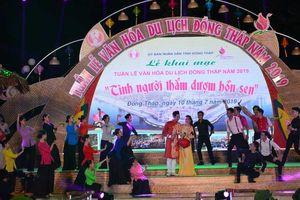 Tuần lễ Văn hóa, du lịch Đồng Tháp 'Tình người thắm đượm hồn sen'