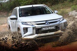 Trải nghiệm Mitsubishi Triton: Off-road tốt nhưng tốn nhiên liệu