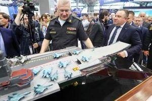 Phương Tây mỉa mai sức mạnh hải quân Nga