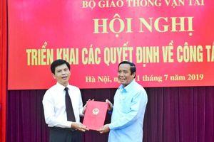 Bổ nhiệm đồng chí Lê Anh Tuấn làm Thứ trưởng Giao thông vận tải