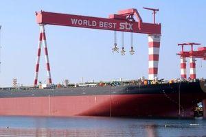 Iran định bắt tàu chở dầu Anh, bị tàu chiến đuổi