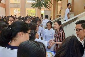 Gần 700 thí sinh trúng tuyển thẳng vào Trường Đại học Khoa học tự nhiên, Đại học Quốc gia TP Hồ Chí Minh