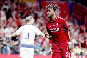 Liverpool trói chân thành công người hùng Champions League