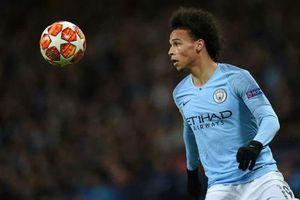 Man City chuẩn bị bán Leroy Sane cho Bayern