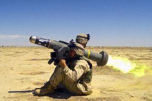 Ngỡ ngàng nguồn gốc tên lửa chống tăng Mỹ tìm thấy ở Libya