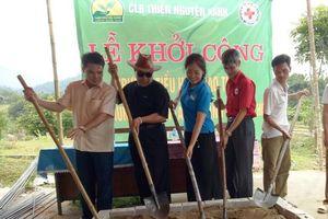 Thanh Hóa: Dựng trường tặng học trò nghèo vùng khó