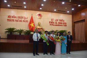 Đà Nẵng: Nhiều thay đổi trong công tác nhân sự của Hội đồng nhân dân TP khóa IX