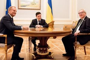 'Người thứ ba' trong quan hệ EU - Ukraine