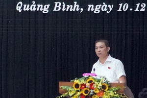 HĐND Quảng Bình 'nóng' với 'bong bóng' bất động sản