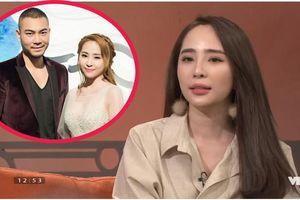 Quỳnh Nga tiết lộ mối quan hệ với chồng cũ Doãn Tuấn sau ly hôn