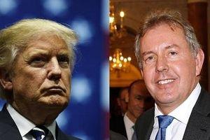 Vụ rò rỉ điện tín ngoại giao Anh: Quan hệ London-Washington bị tổn hại!