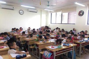 Trường học nội đô loay hoay giãn sĩ số