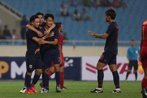 Thái Lan có nguy cơ bị loại khỏi giải U23 Châu Á 2020