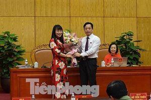 Nhân sự mới ở hai tỉnh Lạng Sơn và Cà Mau