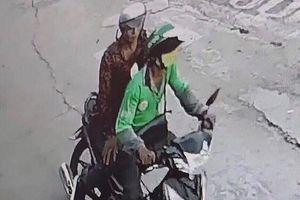 Truy tìm đối tượng cứa cổ tài xế grab, cướp xe máy ở Sài Gòn