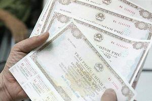 Kho bạc Nhà nước huy động thêm 6,9 nghìn tỷ đồng trái phiếu chính phủ