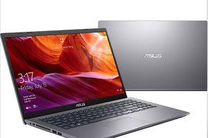 ASUS ra mắt laptop X409/X509: nhỏ gọn, viền mỏng, 512GB SSD, giá từ 10,4 triệu