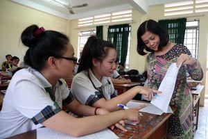 Bộ GD-ĐT cho biết đã chấm xong hầu hết các bài thi THPT quốc gia trên cả nước