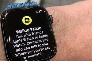 Apple vô hiệu hóa một ứng dụng trên Apple Watch cho phép nghe lén