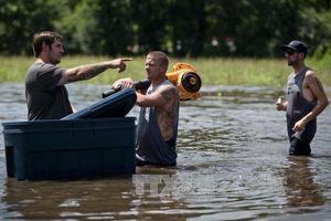 Tuyên bố tình trạng thiên tai khẩn cấp tại bang Louisiana, Mỹ