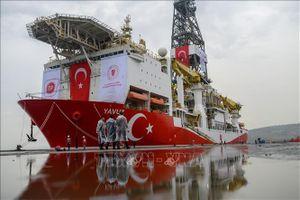 Căng thẳng giữa Thổ Nhĩ Kỳ và CH Cyprus