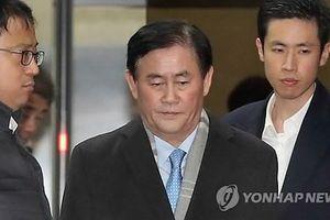 Tuyên án 5 năm tù đối với cựu Phó Thủ tướng Hàn Quốc Choi Kyoung-hwan