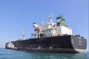 Lực lượng Vệ binh Cách mạng Iran bác cáo buộc chặn tàu chở dầu của Anh