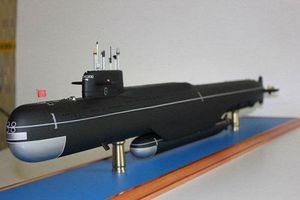 AS-12 Losharik tàu ngầm hạt nhân bí ẩn nhất nước Nga
