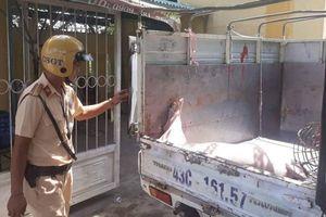 Mỗi ngày, Quảng Nam có khoảng 200 con lợn nhiễm tả lợn châu Phi