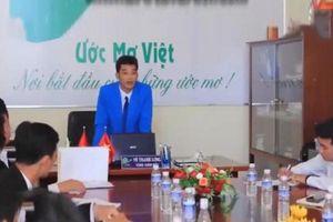 Những chiêu trò huy động vốn trá hình của công ty Ước mơ Việt