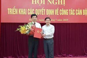 Ông Lê Anh Tuấn chính thức làm Thứ trưởng Bộ Giao thông Vận tải