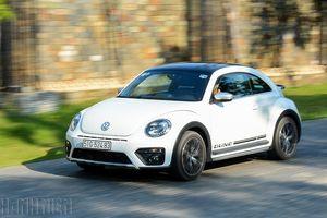 Volkswagen chính thức ngừng sản xuất 'xe con bọ' Beetle